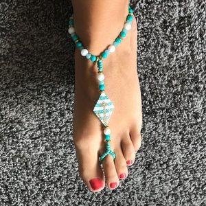 Jewelry - Anchor ankle bracelet